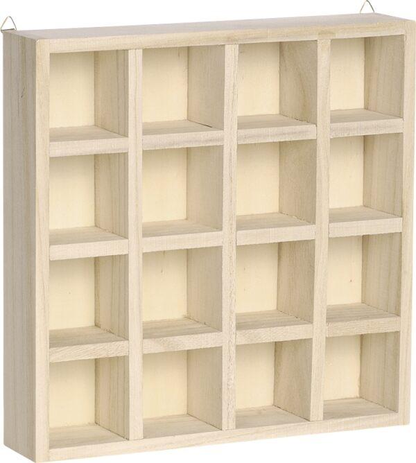 218735726 Bacheca 16 scomparti scatola