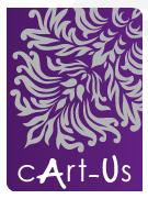cArt us logo scrapbooking