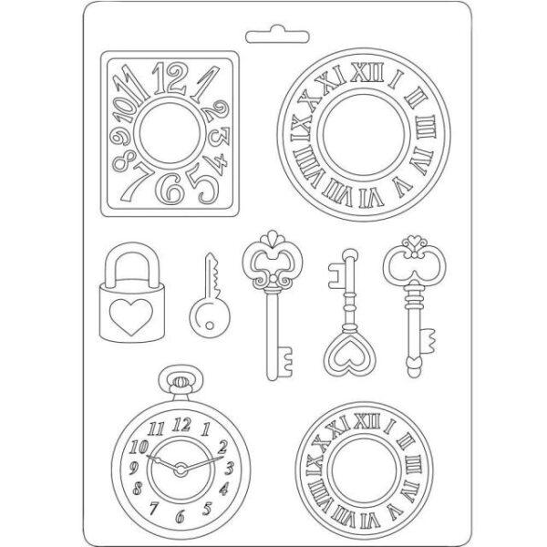 K3PTA532 stampo orologi chiavi stamperia a5