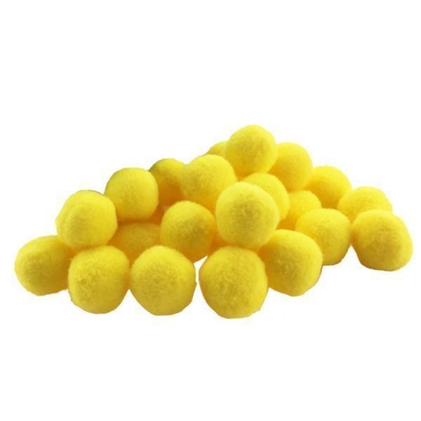 pon pon pom gialli large