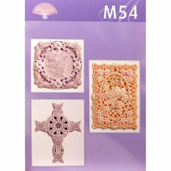 6 SCHEMI M54 PERGAMANO design religioso CLASSICO CORNICI idee creative 303055662920