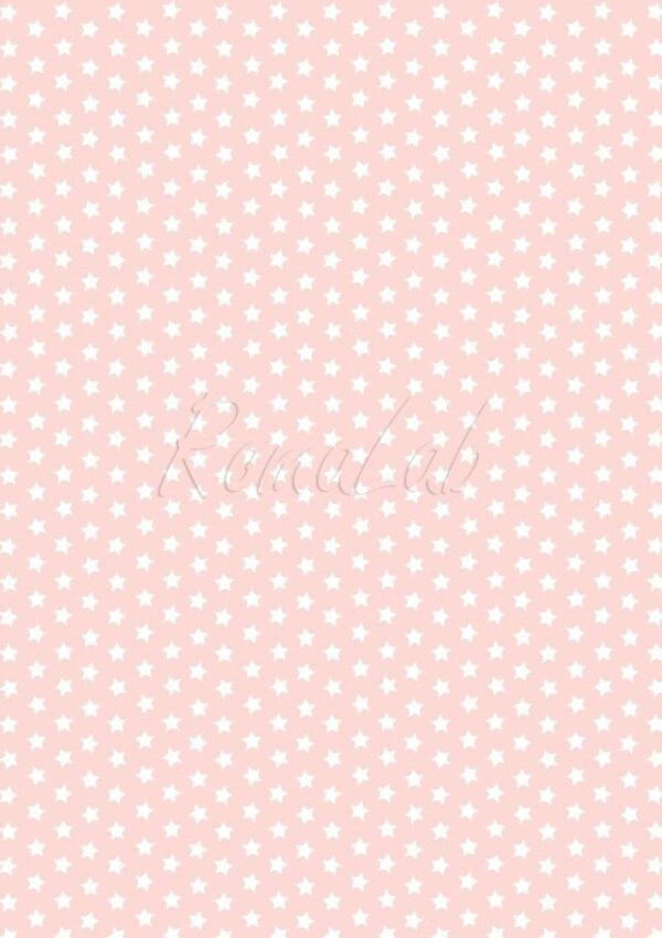 1 FOGLIO A4 di carta pergamena PERGAMANO SCRAPBOOKING a stelle Parchment Paper 291801143432
