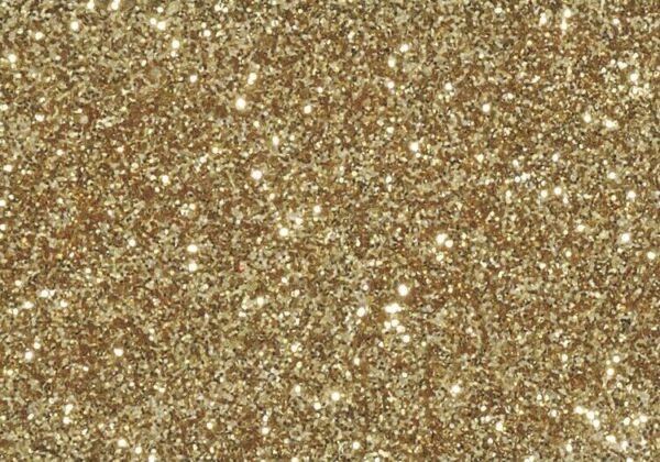 FLACONE DA 7 GR DI GLITTER extra fine oro chiaro BRILLANTI BRILLANTINI polvere 293775024312