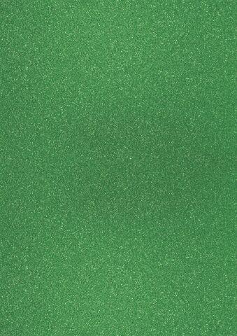 Foglio A4 di carta glitter colore verde chiaro CARD SCRAPBOOKING cartoncino g 292181763342