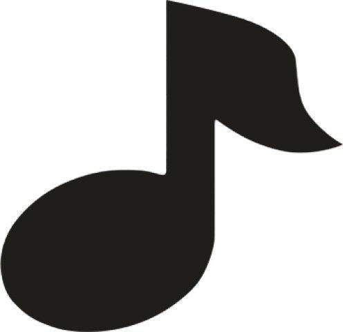 1 PERFORATRICE FUSTELLA PER SCRAPBOOKING a forma di NOTA MUSICALE 15x15 CM 301986667693