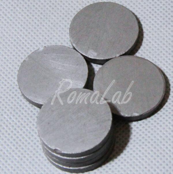 7 MAGNETI potenti 25 X 3 MM PER LE TUE CREAZIONI CALAMITE DA FRIGO FIMO MAGNETE 292296268663