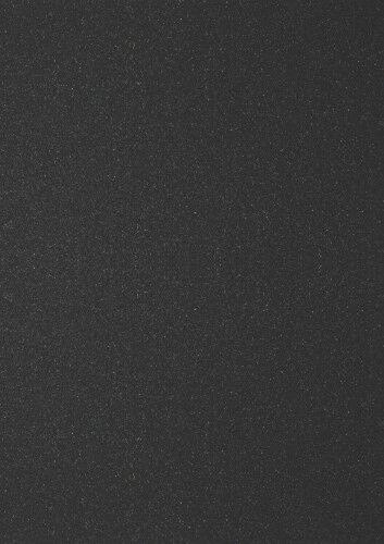 CArt Us Fogli di carta colorata e glitterata formato A4 colore nero carton 292433383733