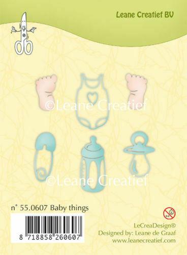 Set 6 TIMBRI cose da bambino clear stamp ciuccio bomboniere biglietti nascita 293042822713