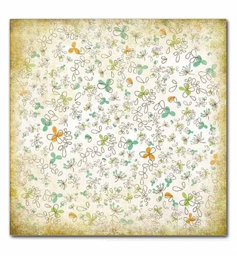 1 FOGLIO DI CARTA Good Day Sunshine Cindy SCRAPBOOKING 30 cm SCRAP WRMK 291808458174