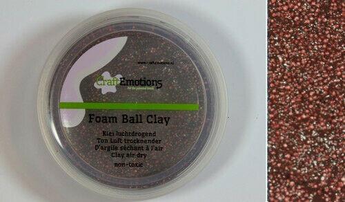 15 GRAMMI foam clay Caramello AIR DRY PASTA MODELLABILE autoindurente plastilina 303071088584