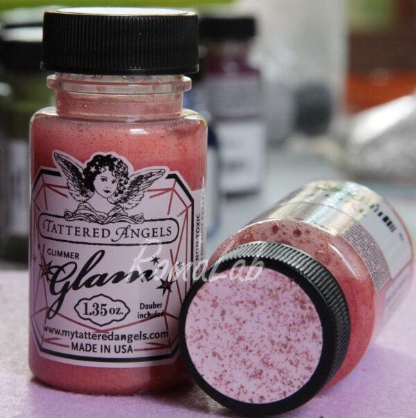 1 bottiglina di SMALTO GLIMMER GLAM TATTERED ANGELS colore tutu pink 302005593385