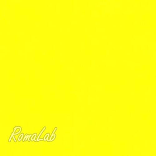 FOGLIO DI GOMMA CREPLA giallo 30X45 CM SPESSORE 2mm MOOSGUMMI PER SCRAPBOOKING 301988541525