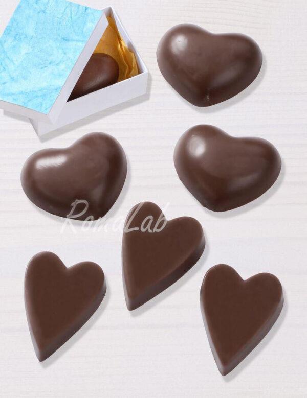 1 STAMPO CON 6 FORME cuore cuori cuoricini amore san valentino love FORMINE 291811385506