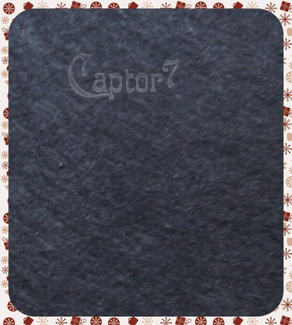 FOGLIO DI FELTRO 40X60 CM SPESSORE 3 mm PANNOLENCI nero per SCRAPBOOKING 293028412406