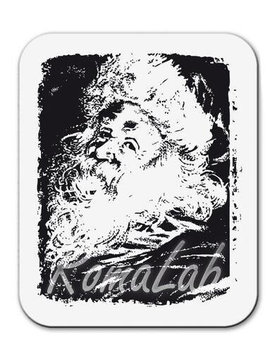 1 TIMBRO ACRILICO TRASPARENTE Babbo Natale SCRAPBOOKING clear STAMP natalizio 301994678167