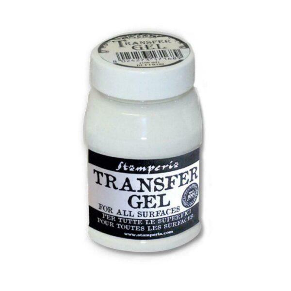 FLACONE di Transfer Gel da 100 ml per trasferire immagini disegni su tutte le 292956285477