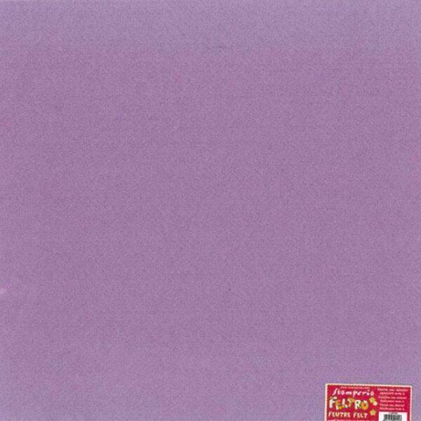 1 foglio di pannolenci 30X30 cm spessore 1 mm feltro lilla scrapbooking Felt 293581136438