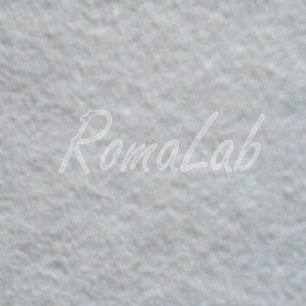 FOGLIO DI FELTRO 75X50 CM SPESSORE 3 mm PANNOLENCI bianco per SCRAPBOOKING 302615374108