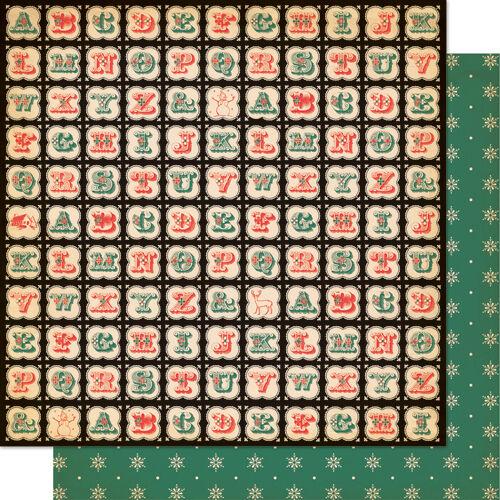 1 FOGLIO DI CARTA Santas Letters Dear Mr Claus CARTONAGGIO SCRAPBOOKING 30 291808458759