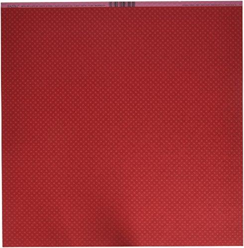 Bazzill Cardstock 12X12 PhoenixDotted Swiss B009ZW7DBS
