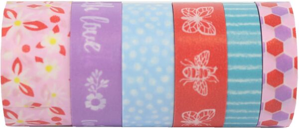 Dovecraft Blooming Lovely FSC 6 x 6 Colore Multicolore B01N7VJDBG