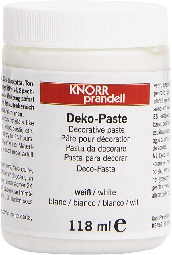 KnorrPrandell Gutermann 2158201 Pasta per Neve Decorativa 118ml Colore Bianco B000VPHPKC