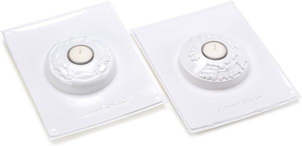 KnorrPrandell Gutermann 2713420 Forma per colare lumini II Confezione da 2 B000VPTVTA