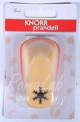 KnorrPrandell PERFORATORE Piccolo Fustella per Scrapbooking Inverno Fiocco di Neve Natale Snow B07MFMD46G