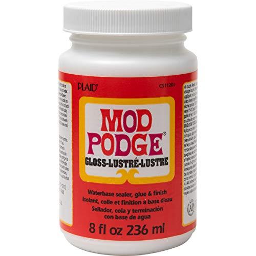 MOD Podge Gloss Lustre Finitura 8 Once B003W0XR8M
