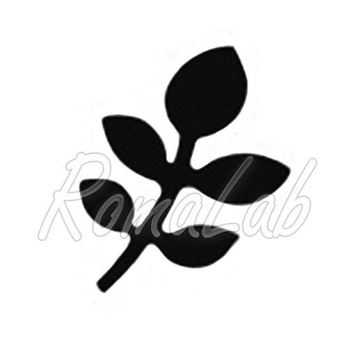 Perforatrice fustella per scrapbooking foglie ramo 15 cm PERFORATORE Punches B0784HJZRK
