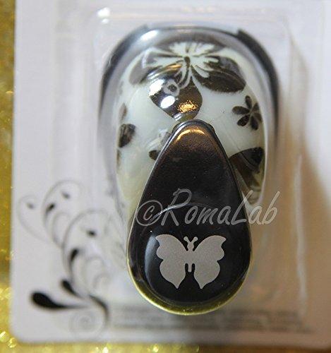RomaLab Perforatrice Fustella per Scrapbooking Farfalla 15 cm PERFORATORE Punches B0799QJHN3