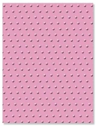 Universal Embossing Folder More Dots for Cuttlebug and other leading machines 108x14cm B006VWSI5K