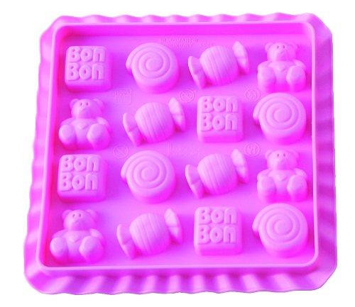 silikomart Stampo in Silicone 16 Easy Candy Bon Bon B00FQR7N2K